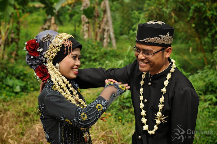 Robert and Dia – An Indonesian Wedding