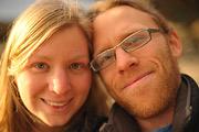 Liz and Daniel Nelson